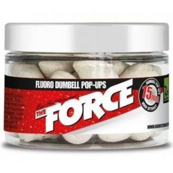 ROD HUTCHINSON FLUORO DUMBELL POP UP THE FORCE 15 mm