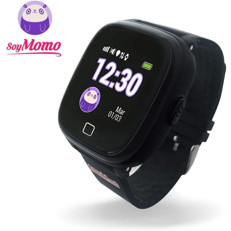 SYMOMO H2O RELOJ-TELEFONO CON GPS PARA NIÑOS (Tarjeta sim 5€ de regalo)