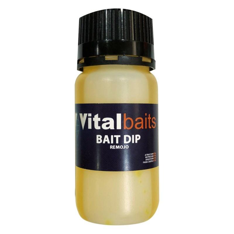 Vital Baits remojo BANANA-GLM (125ml)