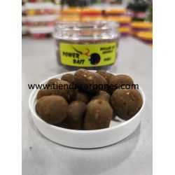 PowerBait Hookbait Piña Dumbell&Boilies 14mm