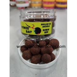 PowerBait Hookbait Robin Red Dumbell&Boilies 14mm