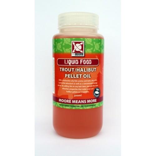 CCmore Aceite de Halibut 500ml (Trout Halibut oil)