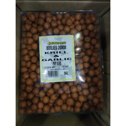 Superbait Boilies 20mm 5 KG KRILL&GARLIC