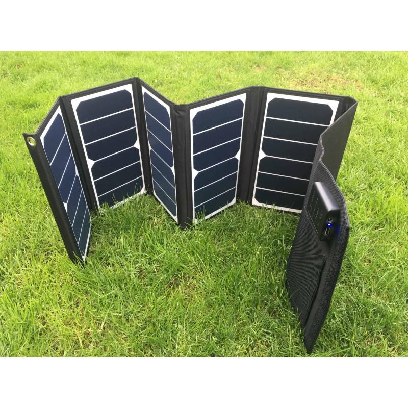 POWAPACS Panel solar 40w