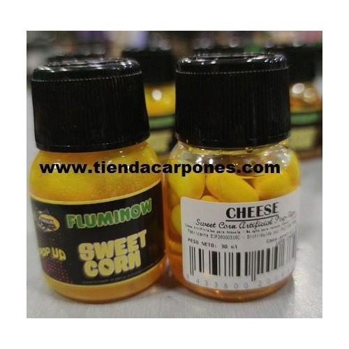 Poisson Maiz Flotante Con aroma Queso (Cheese) 15 unid 30ml