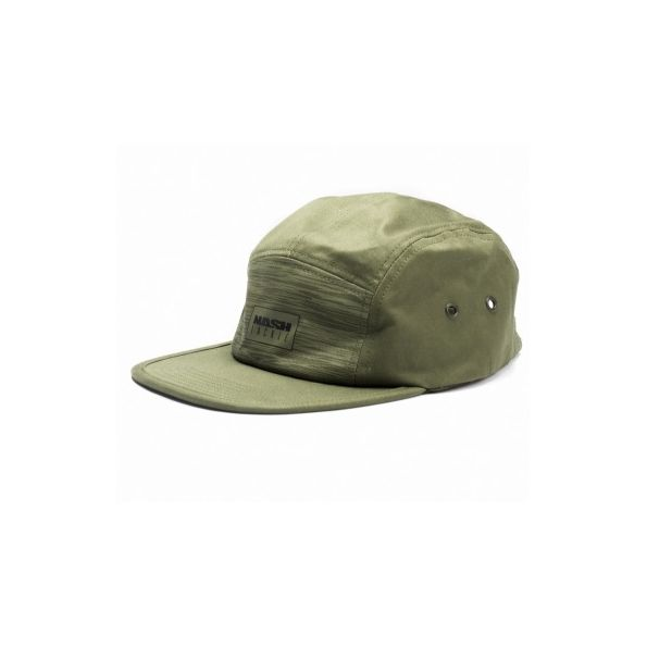 Nash Gorra Green 5 Panel Cap