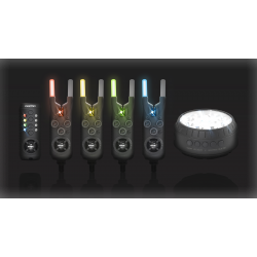 Sonik Maletin Alarmas Gizmo 3+1 + Lámpara