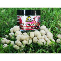 Peralbaits Hook Baits RED GARLIC (AJO) 24mm (Boilies y Dumbell)