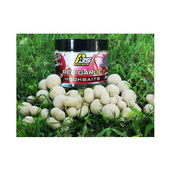 Peralbaits Hook Baits RED GARLIC (AJO) (Boilies y Dumbell)