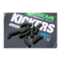 Korda Kickers MEDIUM Verdes 10 unid