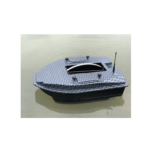 CARPIO Barco Cebador C3 camu 3+SONDA A COLOR Y GPS
