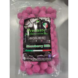 Predators Boilies Strawberry 20mm 1Kg