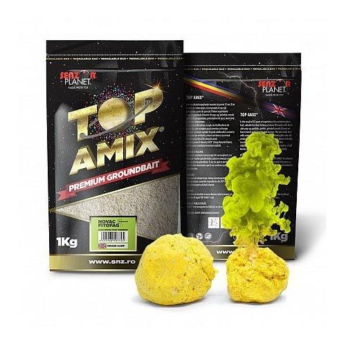 SENZOR PLANET TOP AMIX NOVAC FITOFAG 1kg (Fitoplacton y Maiz dulce)