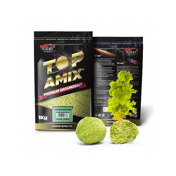 SENZOR PLANET TOP AMIX GREEN BETAIN 1kg