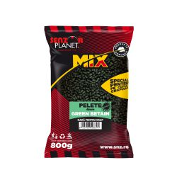 SENZOR PLANET MICROPELLETS GREEN BETAIN 4mm 800gr