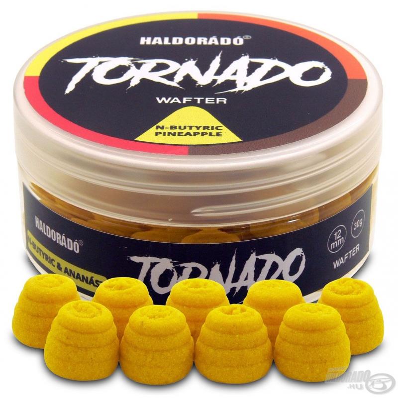 HALDORÁDÓ TORNADO 12mm WAFTER - N-BUTIRICO Y PIÑA