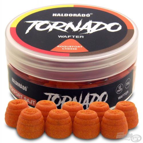 HALDORADO TORNADO 12mm WAFTER - QUESO ROCKEFORT