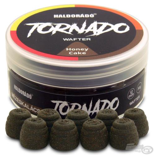 HALDORADO TORNADO 12mm WAFTER - TARTA DE MIEL