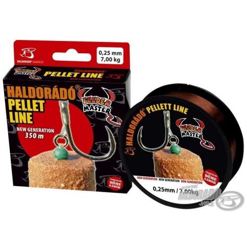 Haldorado Pellet line 350m 0.22mm 5.8 kg