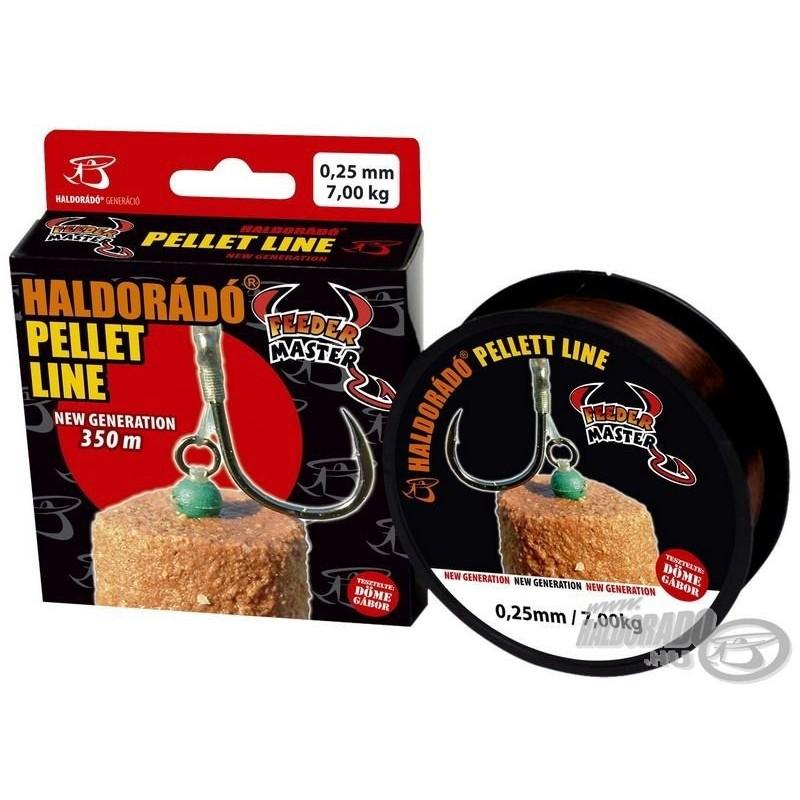 Haldorado Pellet line 350m
