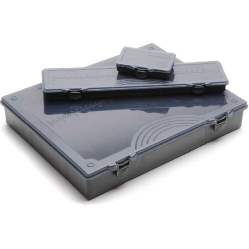 Leeda Caja Completa con 2 Cajas Portabajos