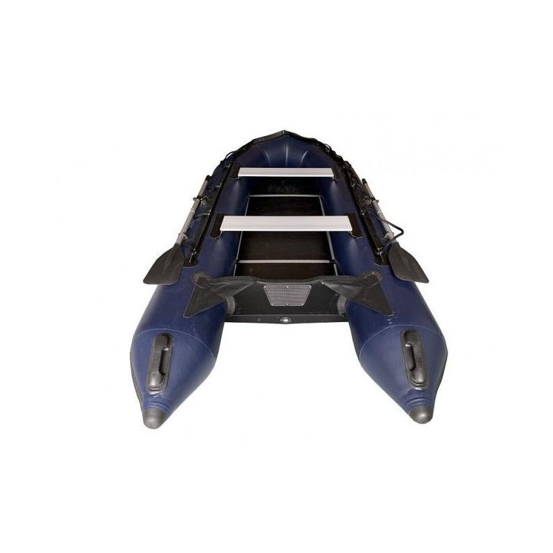 OZEAM 360 con suelo completo de madera y quilla hinchable