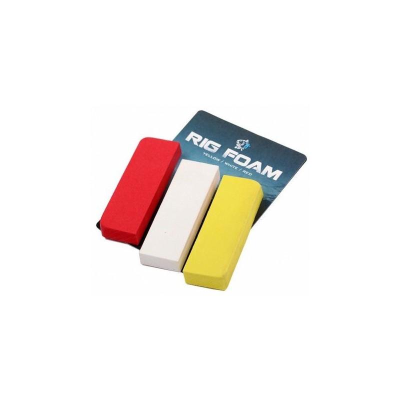 Nash Rig Foam T8361 amarillo-blanco-.rojo