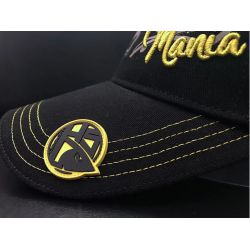 Hot Spot Gorra Carpfishing Mania Negra