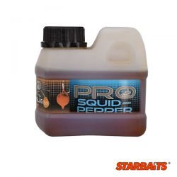 STARBAITS PRO BOOST GLUG PRO SQUID & PEPPER 500ML