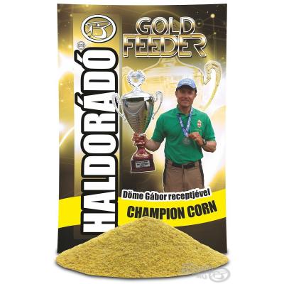HALDORADO GOLD FEEDER - CHAMPION CORN 1KG