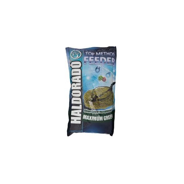 HALDORADO ENGODO METHOD FEEDER MAXIMUM GREEN 800GR