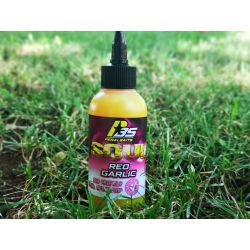 Peral Baits Liquid SOUL RED GARLIC 110ml (AJO)