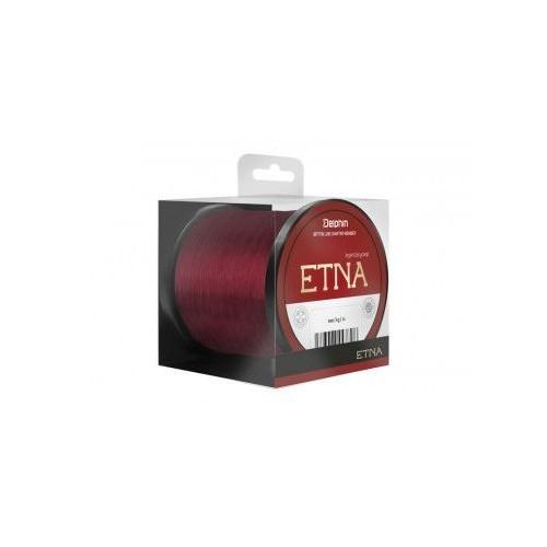 Monofilament Delphin ETNA / burgundy 0,26mm 12lbs