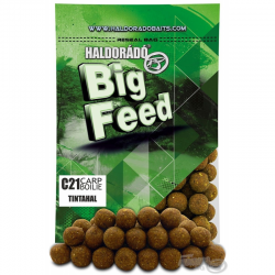 HALDORADO BIG FEED C21 BOILIE-BLACK SQUID 22M 800gr