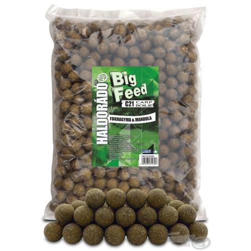 HALDORADO BIG FEED C21 BOILIE-AJO Y ALMENDRA 22M 800gr