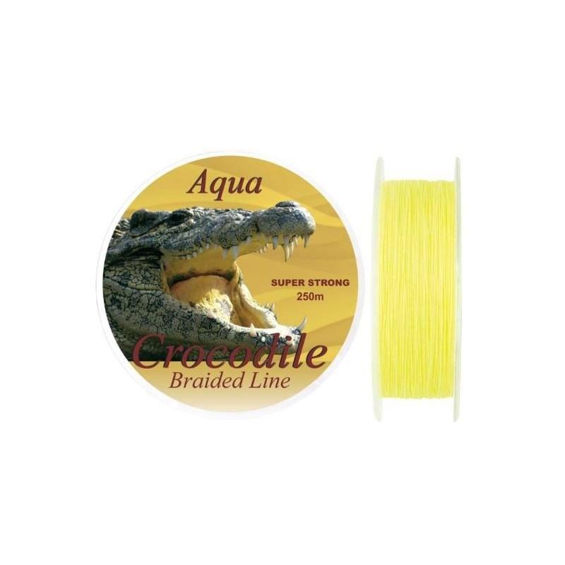 Baracuda Trenzado Aqua Crocodile 250m 0.40mm 39kg