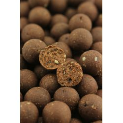 NORTHERN BAITS KRILLERS GARLIC BOILIES 24 mm 1KG