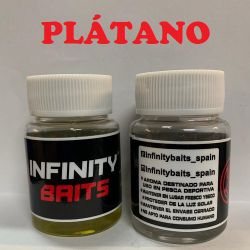 Infinity Baits Aroma de PLATANO 30ml