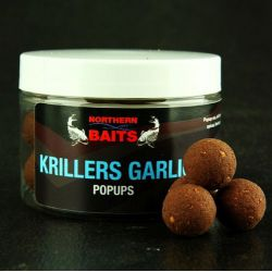 NORTHERN BAITS KRILLER GARLIC POPUPS 20MM