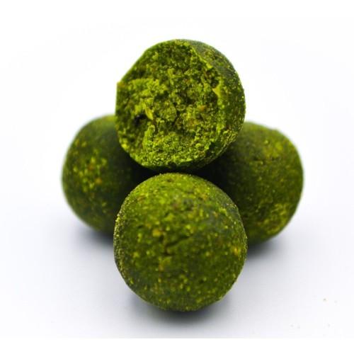 Massive Baits Boilies 18mm Green Mulberry 1kg (Mora Verde)