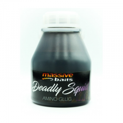 MASSIVE BAITS AMINO DIP DEADLY SQUID 250ml