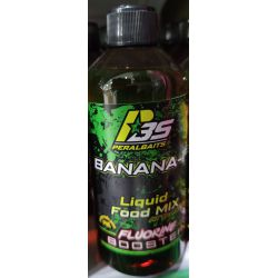 Peralbait Booster FLUORINE BANANA-FRESA 500ml
