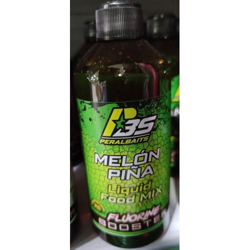 Peralbait Booster FLUORINE Melon&Piña 500ml