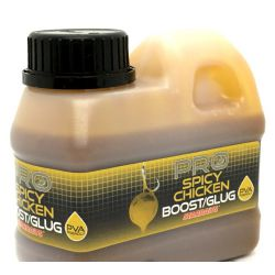 STARBAITS PRO BOOST GLUG PRO SPICY CHICKEN 500ML