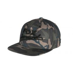 Fox Camo College Snap Back