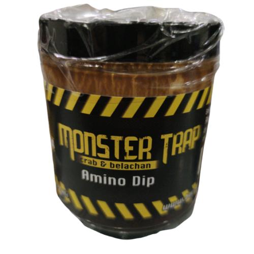 Bucovina Baits Amino dip MONSTER TRAP (Crab&Belachan)