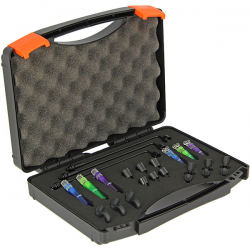 NGT Profiler SET TENSORES Indicator Set - 21pc Set in Hardcase