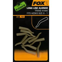 Fox long line alignas Trans Khaki Size 6 - 1 Long