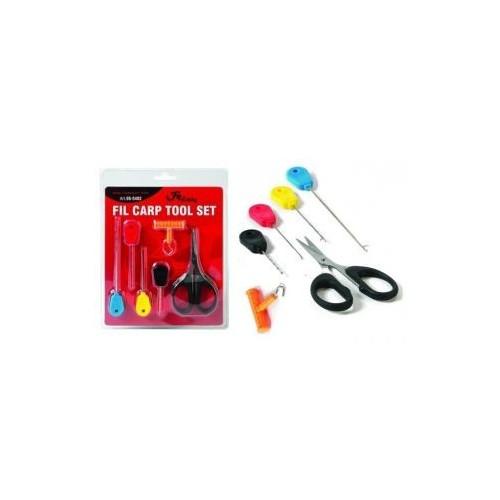 Filfishing Juego de Agujas y herramientas Carp Tool Set