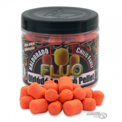 WAFTERS DUMBELL FLUO CHILLI & CANELA 12-16mm SOLUBLE HALDORADO